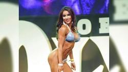 Gita Bahctiar berhasil mengalahkan rasa galaunya dan bertransformasi jadi wanita yang sangat tangguh. Ia sukses memenangkan kompetisi bikini fitness setelahnya.