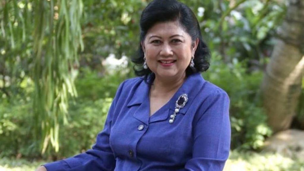 Pantang Menyerah, Ani Yudhoyono Siap Lawan Kaker Darah