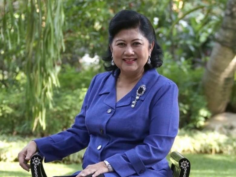 Doa Rakyat Indonesia Jadi Kekuatan Ani Yudhoyono Lawan Kanker Darah