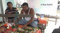 Ini Raja Badok YouTuber dari Kudus yang Mampu Habiskan Puluhan Porsi Makanan