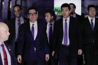 Aura Positif Warnai Pertemuan Dagang Tingkat Tinggi AS-China