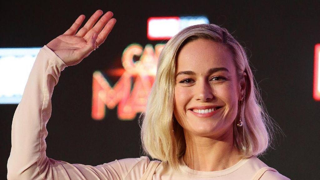 Brie Larson Banyak Berubah Gara-gara Captain Marvel