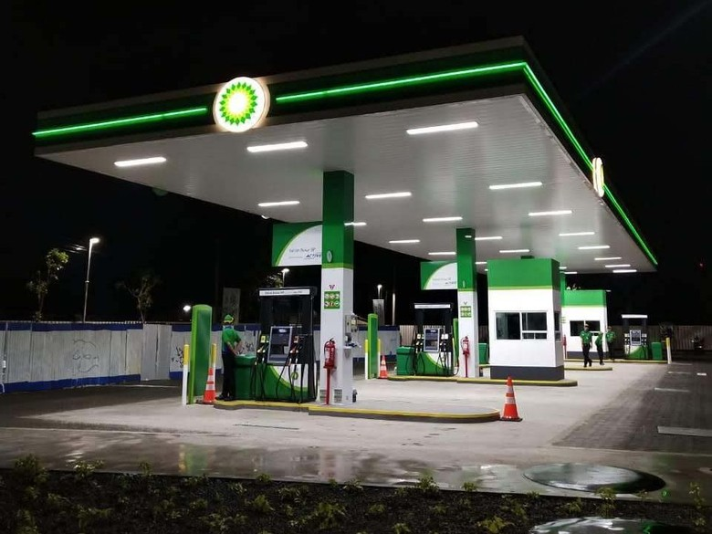 SPBU BP Foto: BP AKR Fuels Ritel