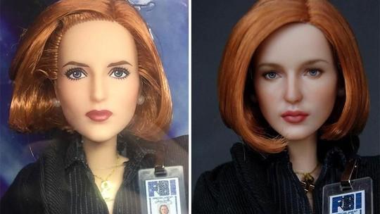Unik! Seniman Ukraina Ini Buat Boneka Tanpa Makeup