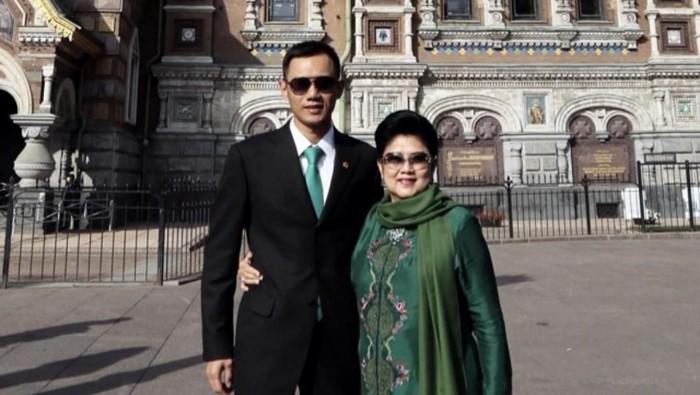 Foto: Instagram Agus Yudhoyono