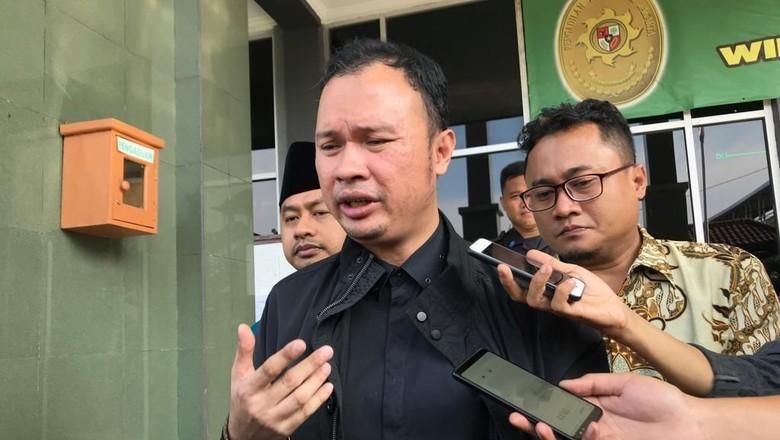 Pengacara Ahmad Dhani Datang ke PT DKI Klarifikasi Surat Penahanan