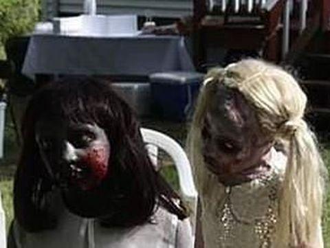 Hiii! Wanita Nikahi Boneka Zombie yang Sudah Ia Miliki Sejak 13 Tahun