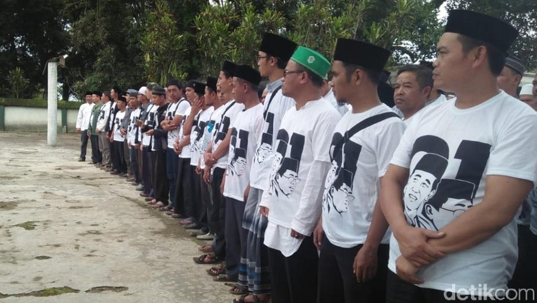 Relawan Ulama Muda Targetkan 1 Juta Suara di Bandung dan Sumedang