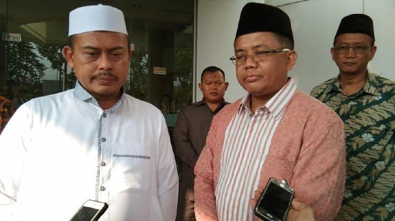 Slamet Maarif: Slamet Ma'arif Temui Presiden PKS, Bahas Islam Hingga