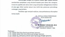 Pemkot Bandung Larang Valentine Day, DPRD: Terlalu Lebay!