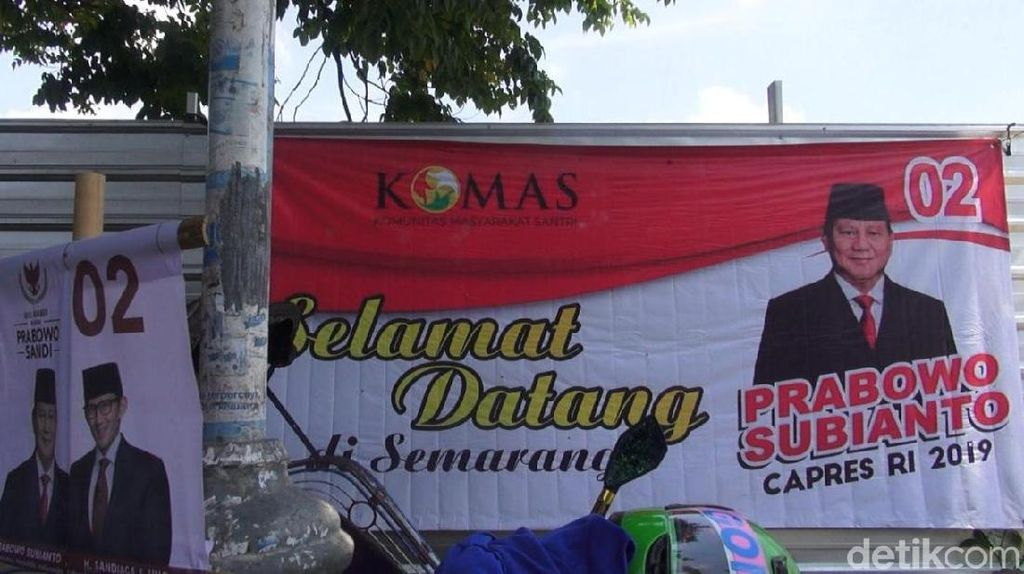 Jadikah Prabowo Salat Jumat di Semarang Hari Ini?