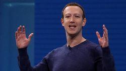 Hillary Clinton Sebut Mark Zuckerberg Terlalu Berkuasa