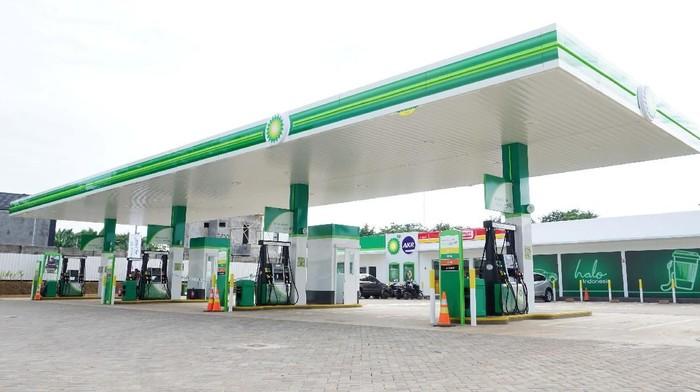 BP AKR Fuels Retail mengumumkan bahwa empat SPBU pertama mereka di Indonesia kini telah dibuka. Begini kondisi SPBU milik BP AKR Fuels Retail.