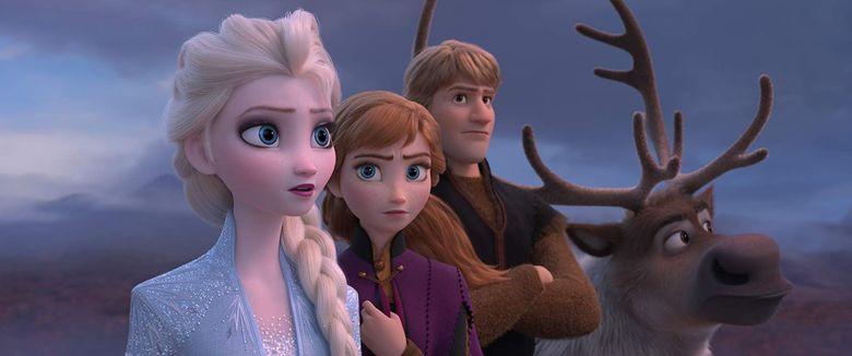 Frozen 2 baru saja merilis trailer resminya di YouTube.Dok. Disney