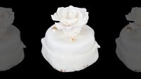 Miniatur Kue Pengantin Donald Trump Resmi Jadi Milik Seniman Kontroversial AS