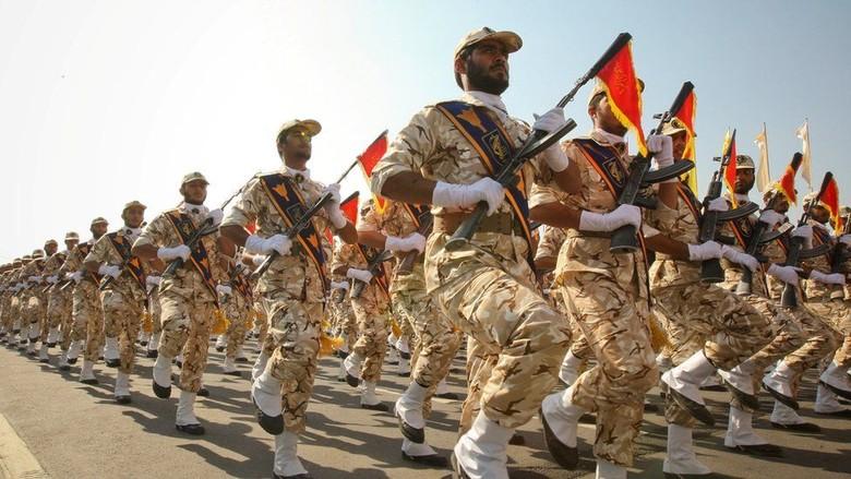 Militan Sunni Klaim Aksi Bom Tewaskan 27 Anggota Garda Revolusi Iran
