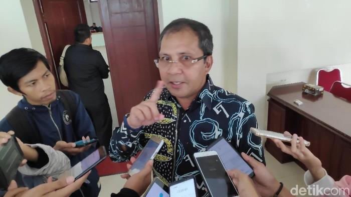 Wali Kota Makassar Danny Pomanto