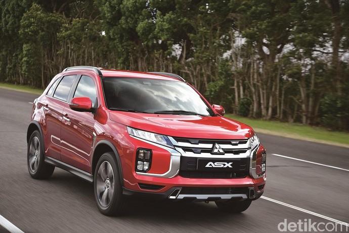 Wajah Baru SUV Perkotaan Mitsubishi