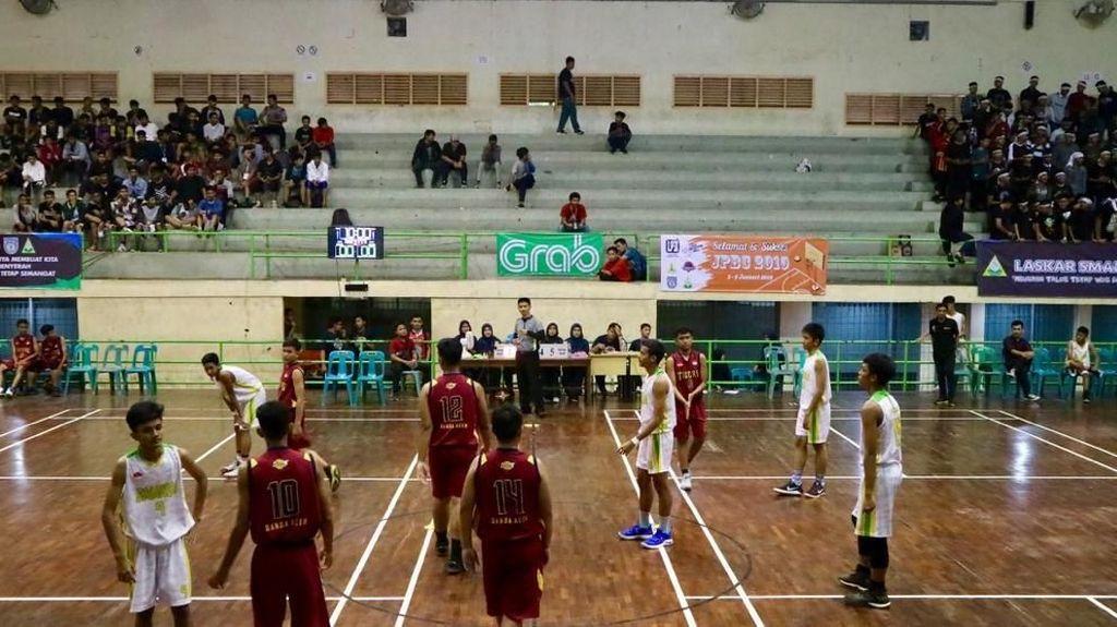 Cara Grab Dukung Pengembangan Bibit Muda Basket di Aceh