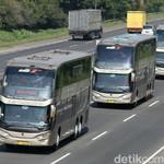 Pengusaha Bus Surati Jokowi, Protes Jalur Searah di Tol Trans Jawa