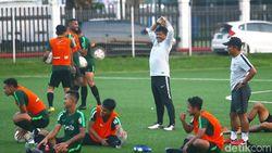Indra Panggil 26 Pemain untuk TC Menuju SEA Games 2019