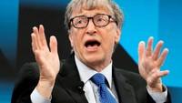 Akhirnya! Bill Gates Buka Suara Dikaitkan dengan Konspirasi Corona