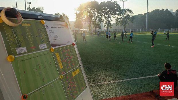 Indra Sjafri: Timnas Indonesia U-22 Belum Sempurna