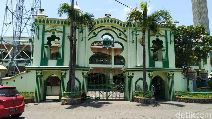 Masjid Agung Semarang (Foto: Angling Adhitya Purbaya/detikcom)