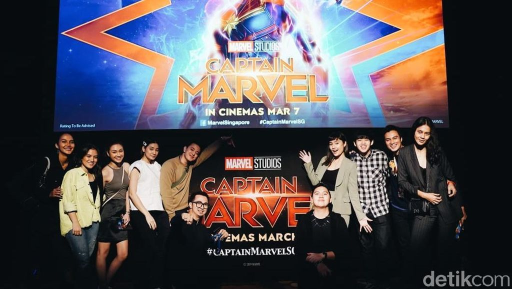 Jika Dibuat Sekuel, Captain Marvel Ingin Beraksi Bersama Superhero Muslim Ini