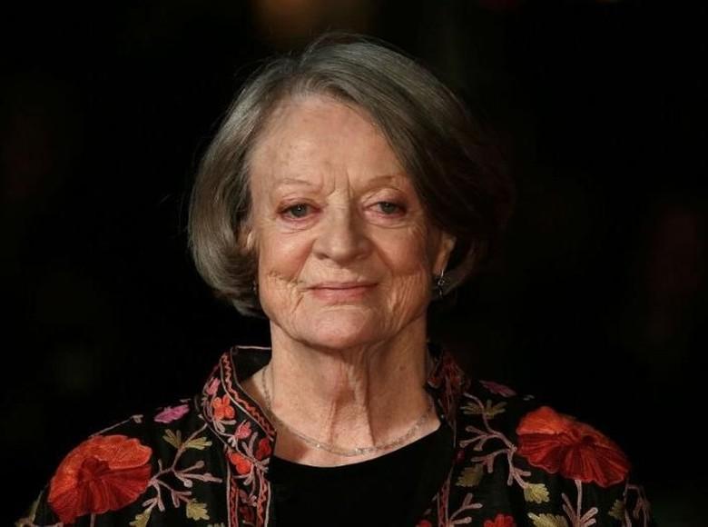 Kisah Kekejaman Nazi Ditampilkan Maggie Smith ke Panggung London