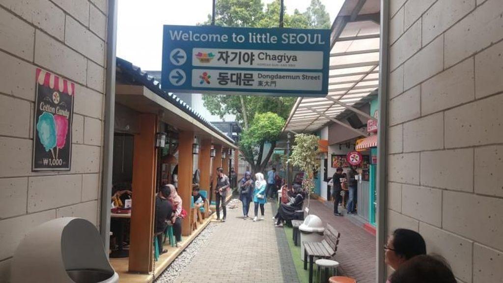 Ada Seoul di Kota Kembang
