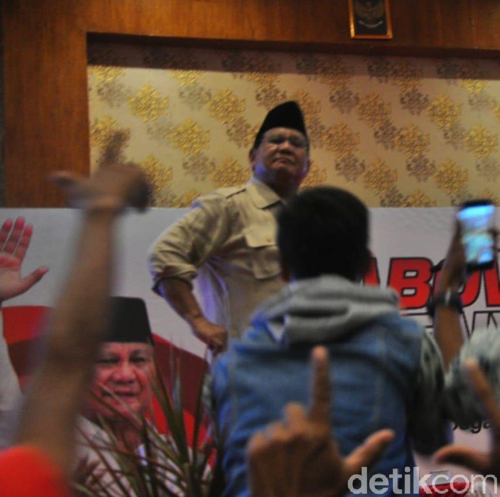 BPN: Prabowo akan Beri Kejutan di Debat, Rugi Nggak Nonton!