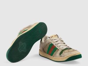 Gucci Rilis Sneakers Kotor dan Lecet Seharga Rp 12 Juta 8683d40820