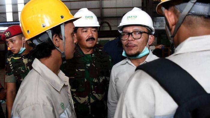 Foto: Dok. Kabidpenum Puspen TNI