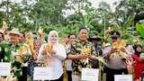 Produksi Jagung di Pandeglang Diklaim Terus Meningkat