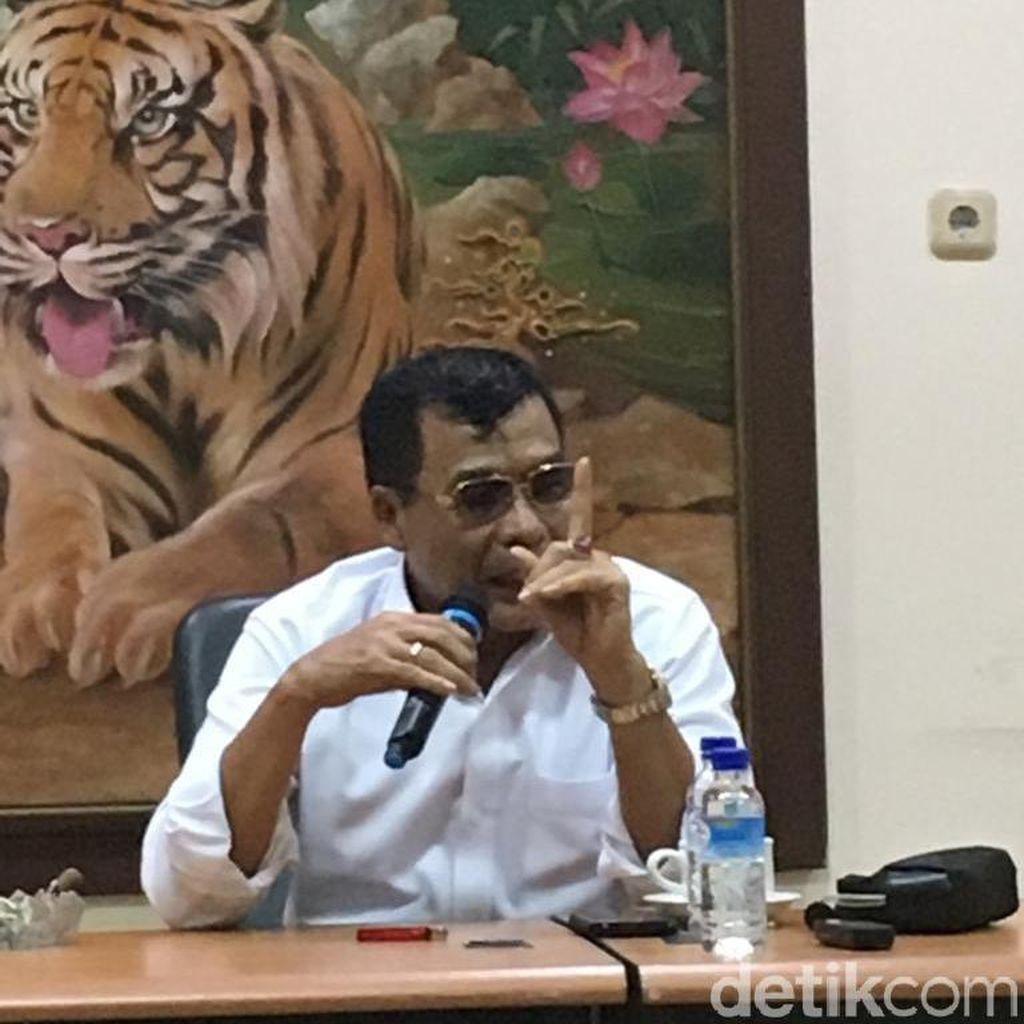 Tonton Sekarang! Blak blakan Muchdi Pr, Misi Mendukung Jokowi