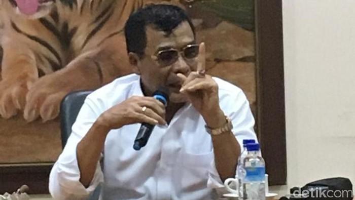 Mayjen TNI (Purn) Muchdi PR