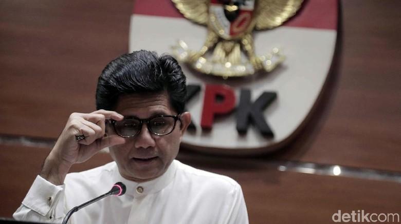 Wakil Ketua KPK Laode Syarif Tak Optimistis Ikut Tes Capim