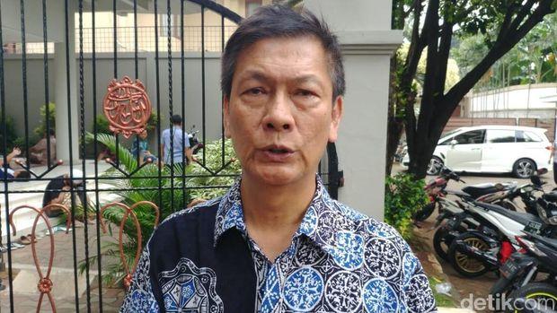 Alvin Zahiruddin Adik Akbar Tandjung Meninggal Dunia
