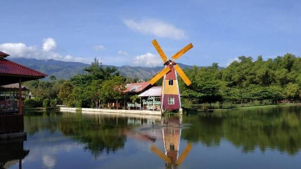 Bukan di Belanda, Ini di Aceh