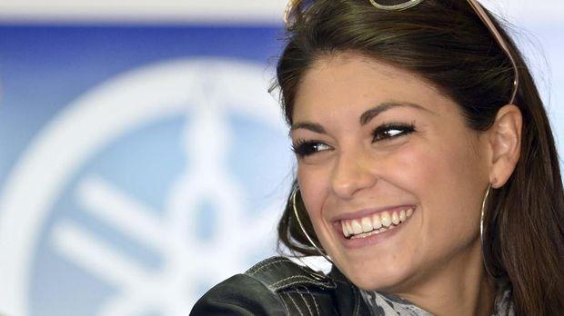 Linda Morselli jadi pacar Valentino Rossi pada 2012-2016.
