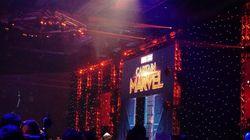 Pecah! Captain Marvel Sukses Bikin Penggemar Histeris di Singapura