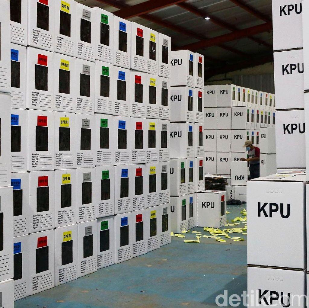 LSI: Jumlah DPT yang Tahu Pemilu Serentak 17 April di Bawah 50 Persen