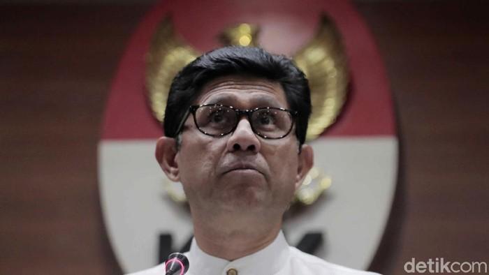 Wakil Ketua KPK Laode M Syarif (Foto: Pradita Utama/detikcom)