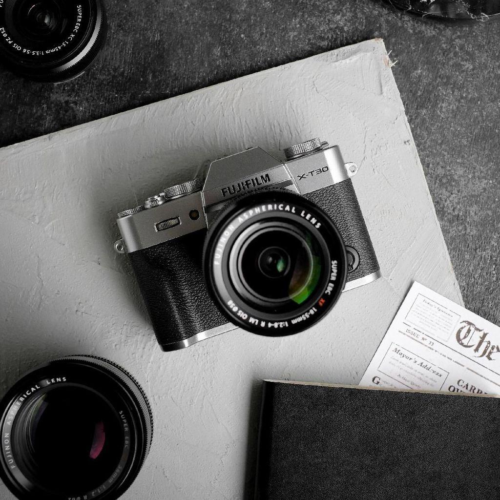 Fujifilm Rilis X-T30, Mirrorless Berbodi Ringkas dan Ringan