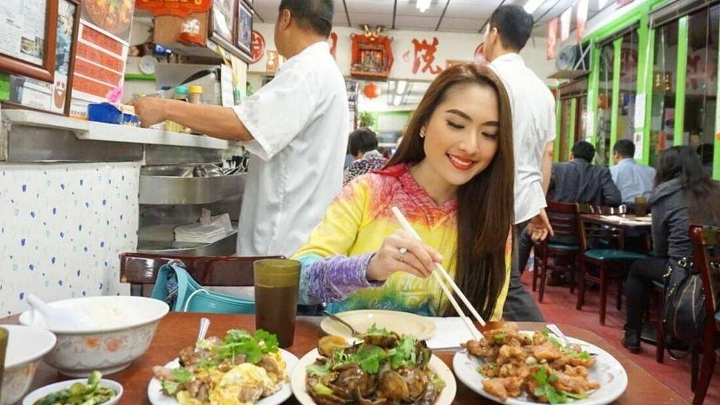 Sempat Berseteru dengan Nikita Mirzani, Chef Puput Carolina Ternyata Doyan Kulineran