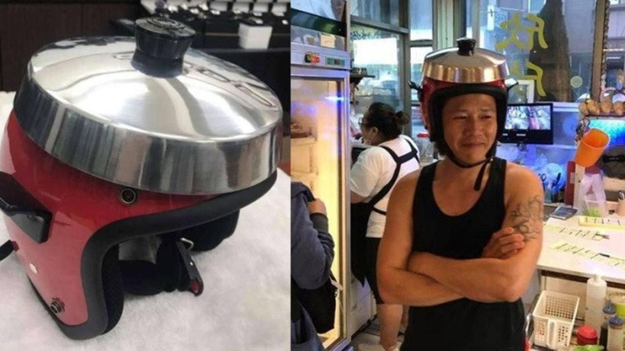 helm rice cooker