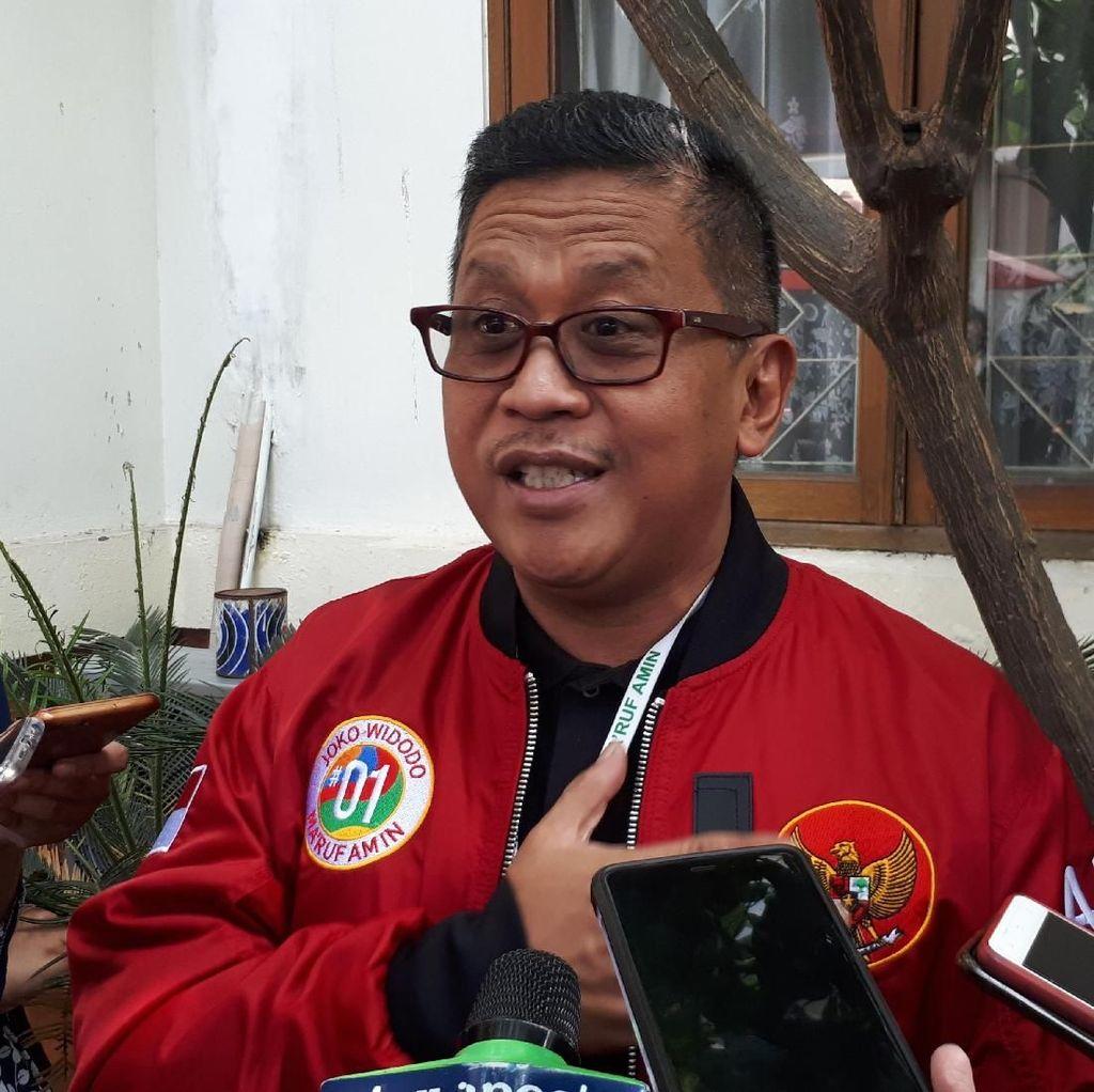 TKN Klaim Suara Jokowi-Maruf Surplus di Jabar