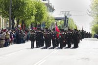 Parade Battle of Berezina (iStock)