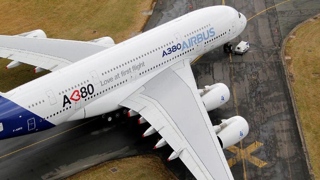Senja Kala dan Akhir Nasib Jumbo Jet Airbus A380